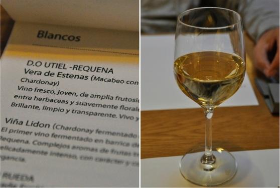 Vera white wine