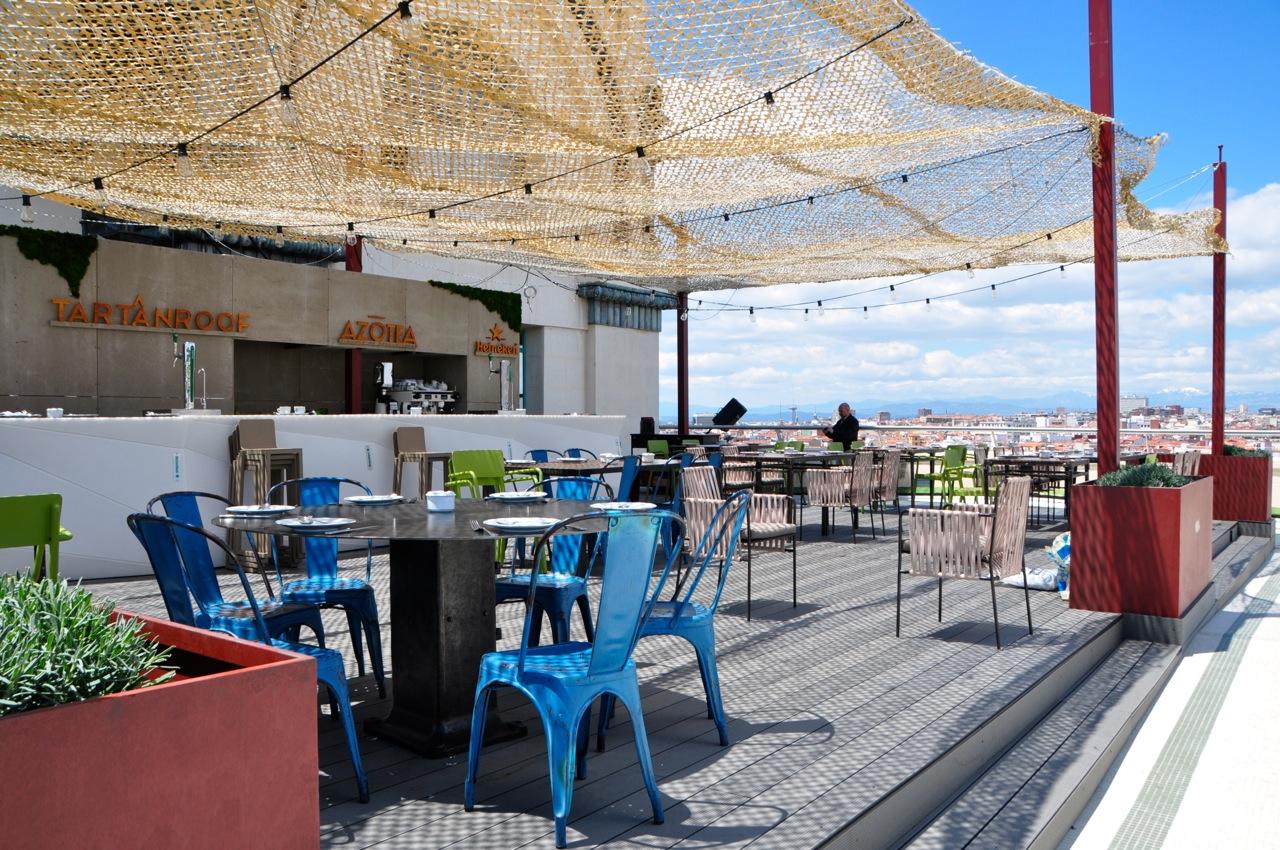 Disfrutamos la vida dulce en madrid el ultimo dia de mayo for Azoteas madrid