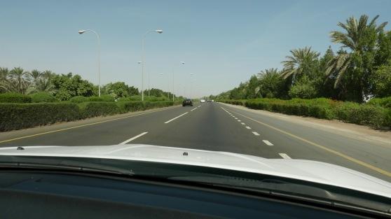 Muscat highway